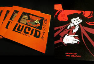 Lucid - A Hellsing Zine (Pictures)