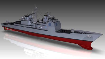 USS Gettysburg CG-64