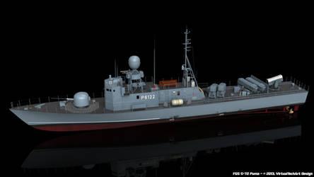 FGS S-72 Puma by Bartolomeus755
