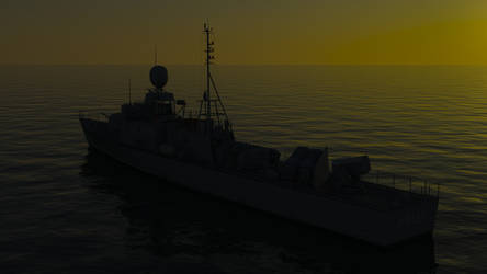 FGS Puma Sunset by Bartolomeus755