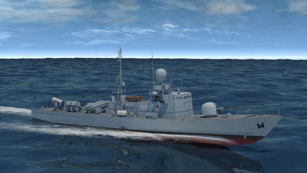 FGS S-77 Dachs - starboard view
