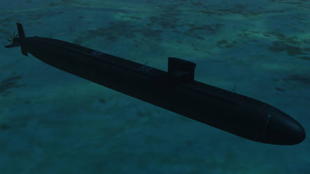 USS Augusta SSN 710