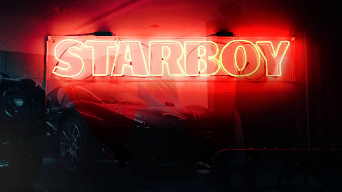 Starboy Wallpaper (Daft Punk Featuring) By WickedDogg On