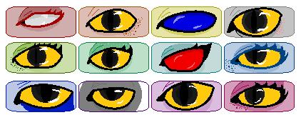 Troll Eyes by Tammiikat