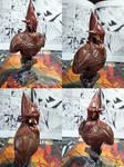Torquemada Bust by Eeppium