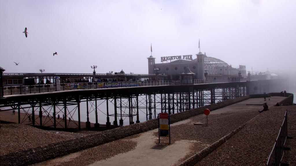 Brighton Beach Memories 8 by DorianStretton