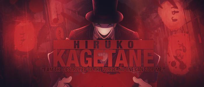 Hiruko Kagetane by SoarDesigns