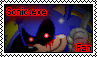 Sonic.exe fan stamp by 6t76t