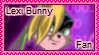 Lexi Bunny Stamp by 6t76t