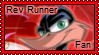 Rev Runner stamp by 6t76t