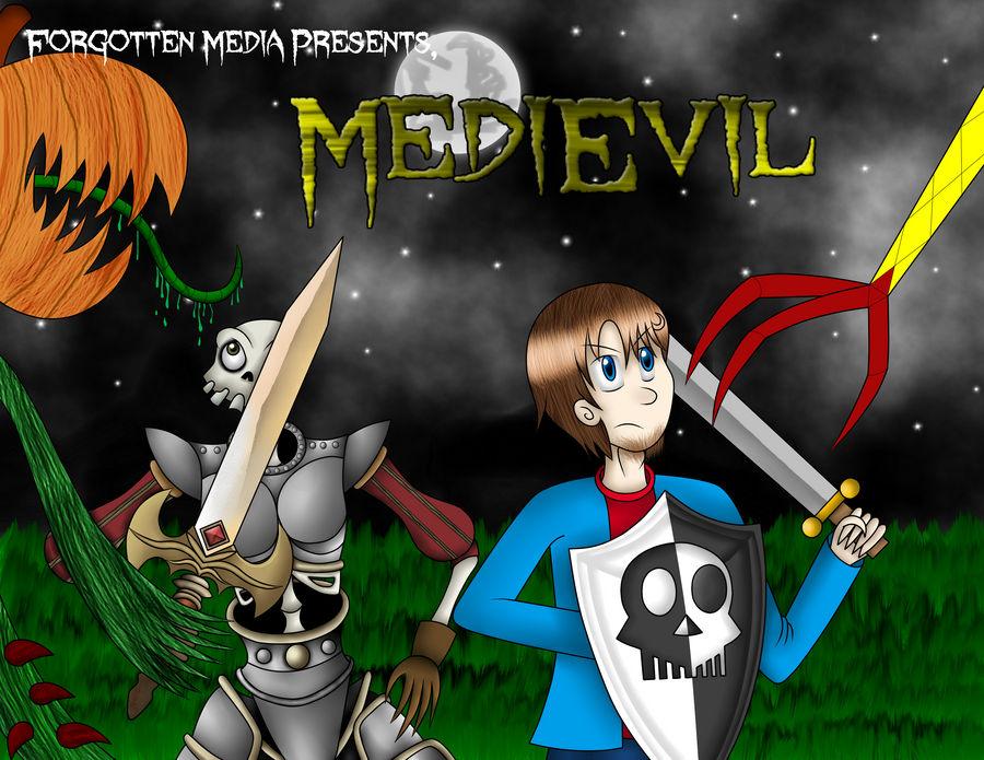 Forgotten Media - MediEvil