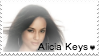 Alicia Keys stamp by 6t76t