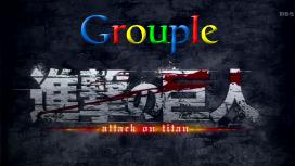 Attack on Titan/Shingeki No Kyojin Grouple by 6t76t