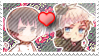 FemGermanyxJapan stamp by 6t76t