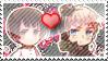 FemGermanyxJapan stamp by 6t76t