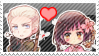 GermanyxFem!Japan stamp by 6t76t