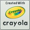 Created with Crayola