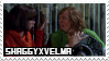 SD: Shaggy x Velma stamp IV by 6t76t