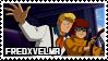 SD: Fred x Velma stamp III