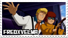 SD: Fred x Velma stamp III by 6t76t