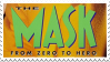 The Mask Movie stamp