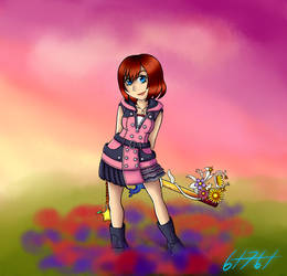 Kingdom Hearts 3 ~ Princess Kairi by 6t76t