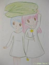 sanrio project: kiki and lala