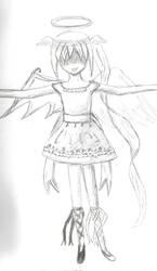 angelic _ devilish