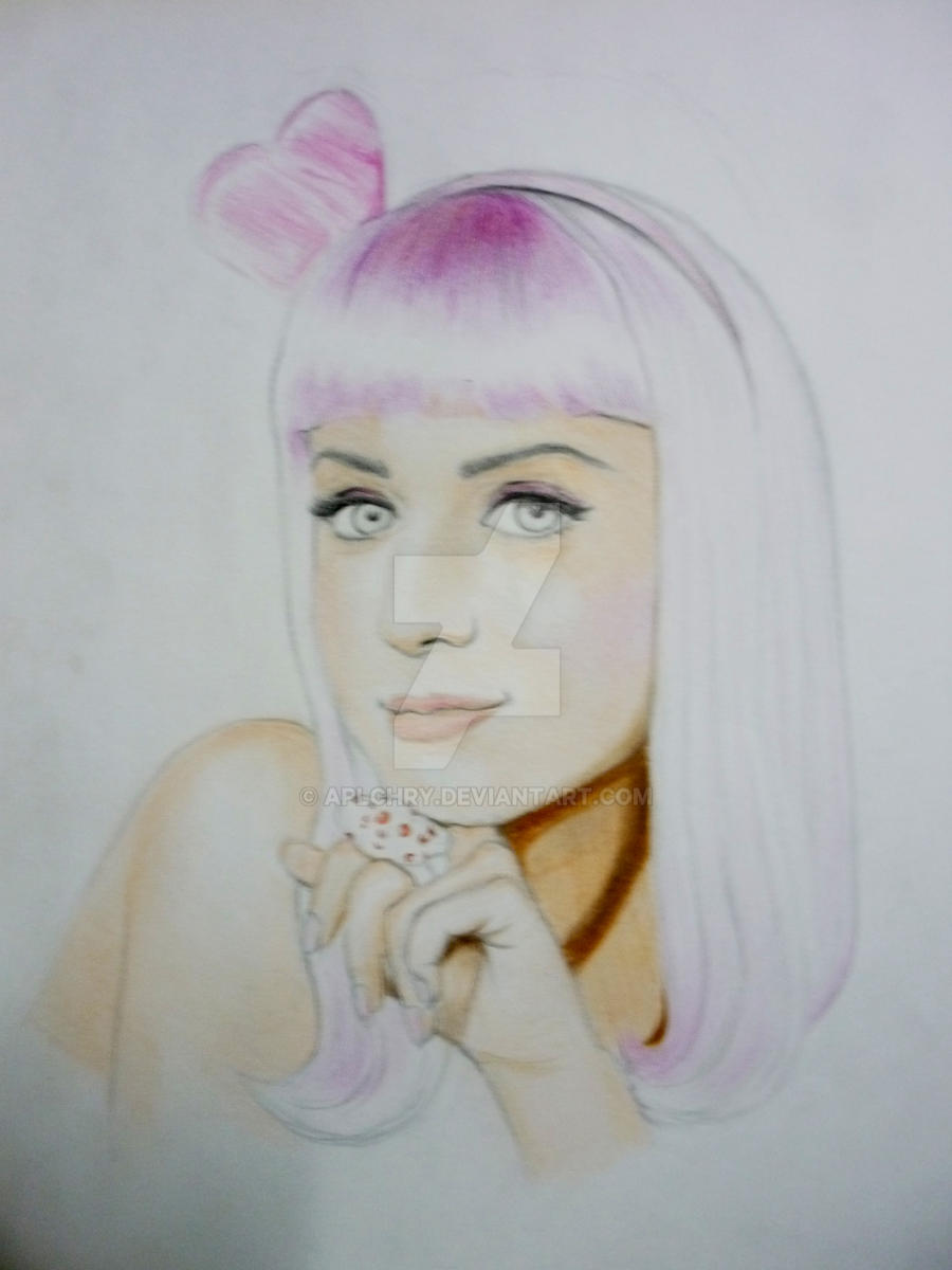 California girl Katy Perry by aplchry