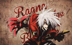 Ragna The Bloodedge by Ryuuse