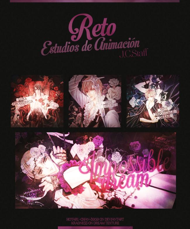 Reto | Estudios de Animacion by Hotaru-chan-8959