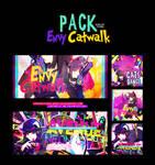 Pack Envy Catwalk