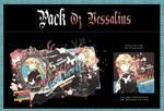 Pack Oz Vessalius