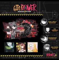 Girls Power ND by Ryuuse