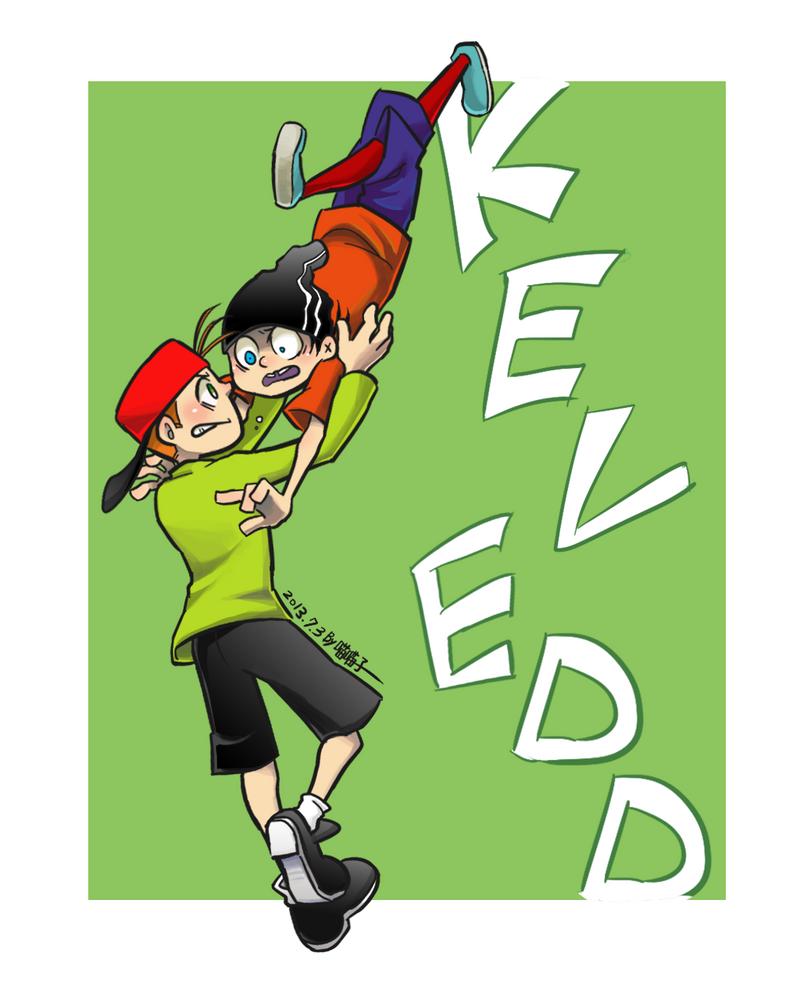 KevEdd_Falling by aulauly7