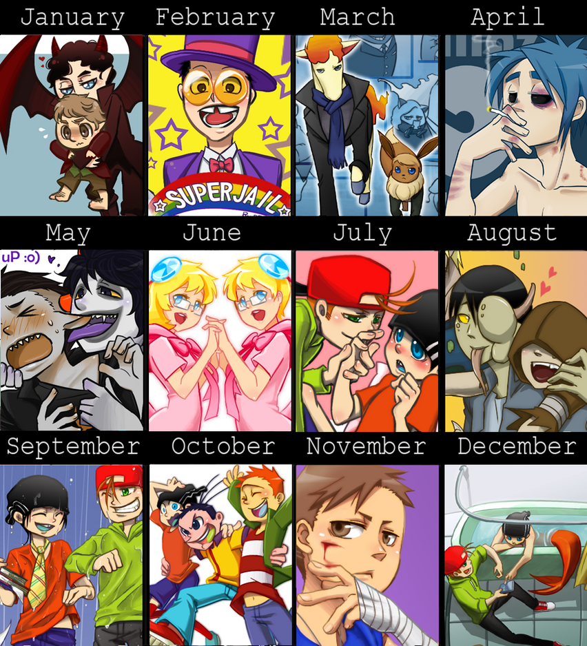2013 of art Meme by aulauly7