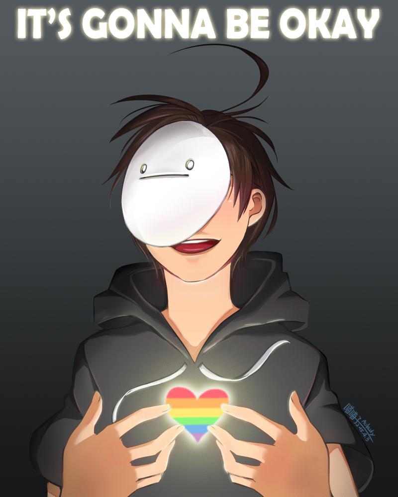 Cryaotic pansexual tumblr