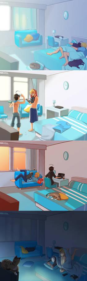 PewdieCry_Room