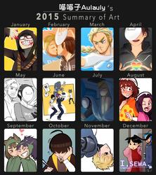 2015 of art Meme