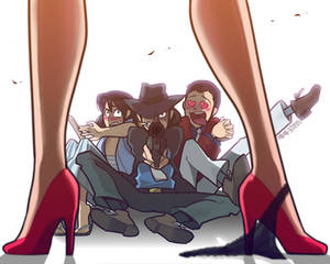 Lupin III_Women are dangerous