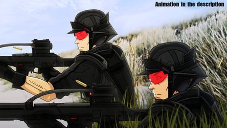 TYRANIA - War Animation