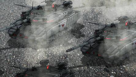 [Tyrania], Imperial Tanks