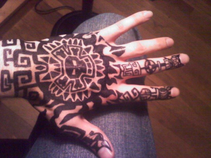 Sharpie Tattoo by pnkrz on DeviantArt