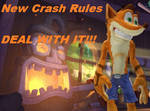 New Crash Rules, Deal With It