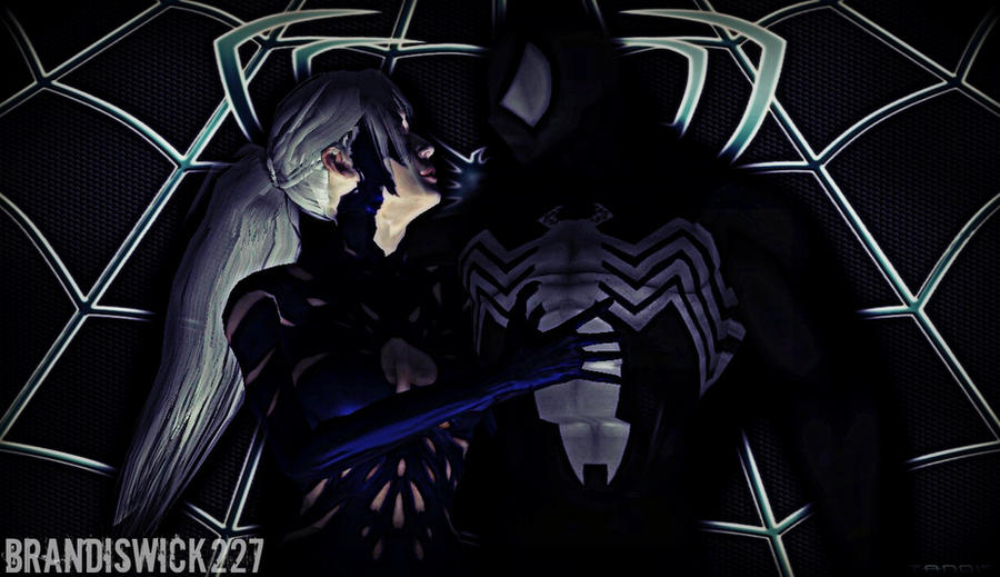 Symbiote King and Queen by BrandiSwick227