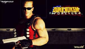 Duke Nukem Forever by BrandiSwick227