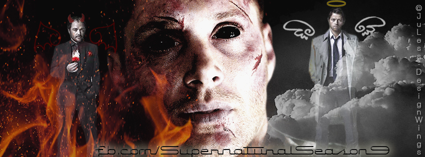 Cover supernatural season 9 by julessmrss on deviantart cover supernatural season 9 by julessmrss voltagebd Image collections