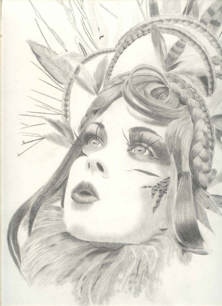Illustration 1 by carmillad