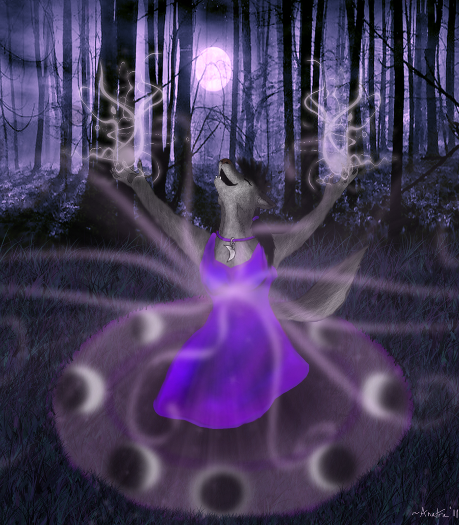 Sirethian Ritualist by Anatra