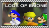 LODS OF EMONE Stamp by SmashingStar64